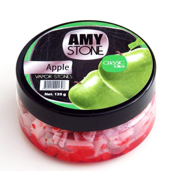 Amy Stone dampstenen - Apple (intense zure appel)