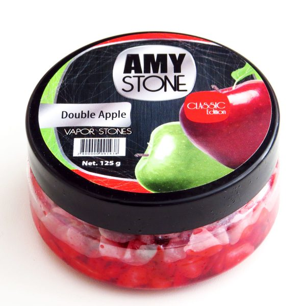 Amy Stone dampstenen - Double Apple (dubbele appel)