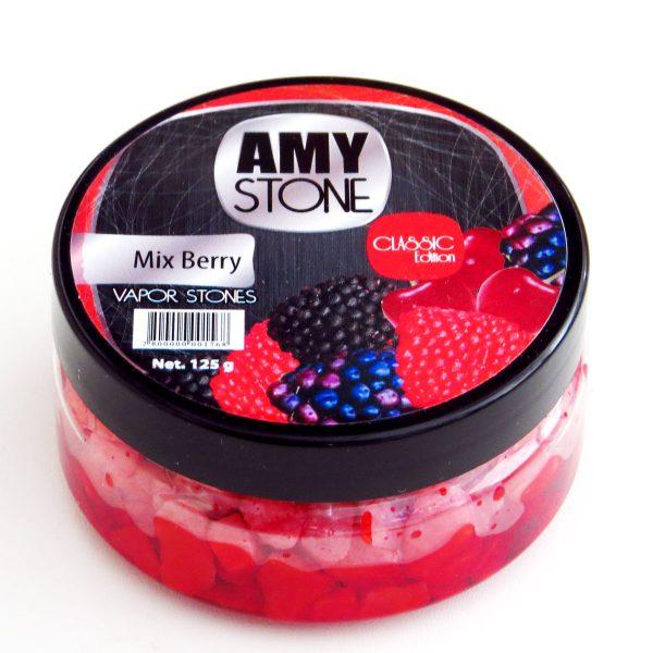 Amy Stone dampstenen - Mix Berry (bessen mix)