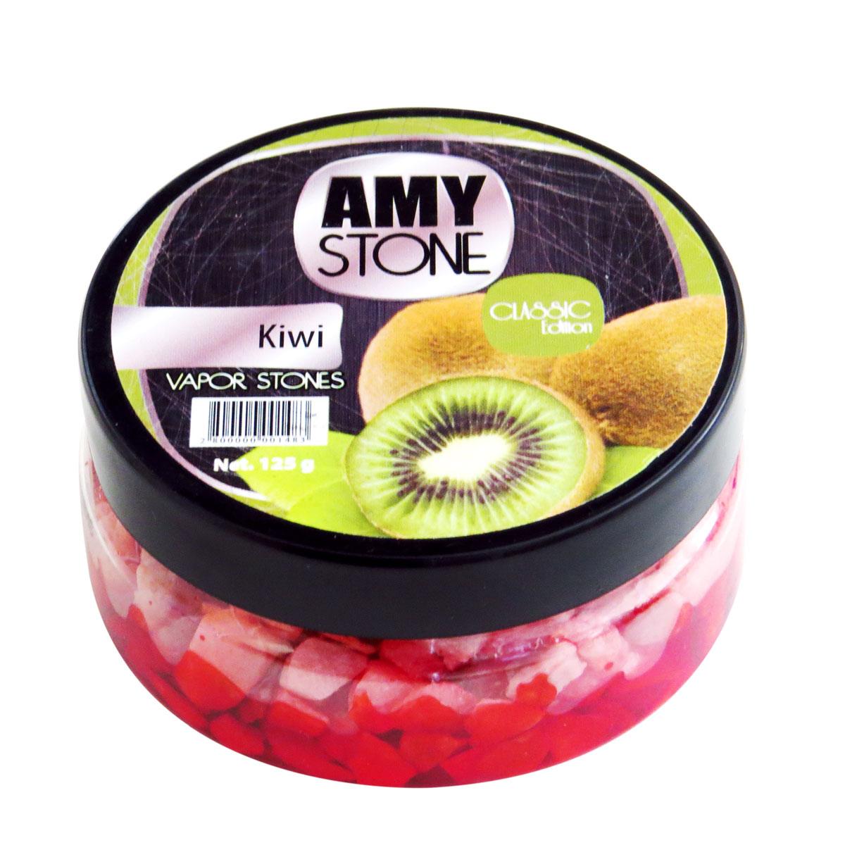 Amy Stone dampstenen - Kiwi