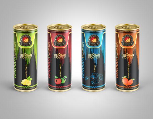 AMY Gold - Hookah Power Drink