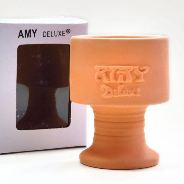AMY Deluxe Natuurlijke tabakskop (9 x 5,5cm)