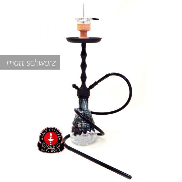 AMY Deluxe Zuri Line - Zwart