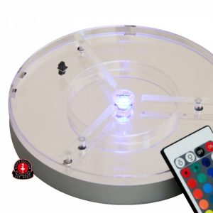 AMY Deluxe LED onderzetter (Hookah Base Lights)