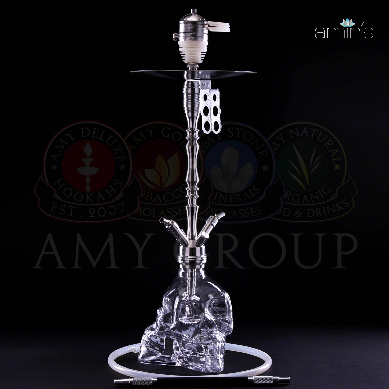 AMIR`S 302 3D SKULL 85cm hoog
