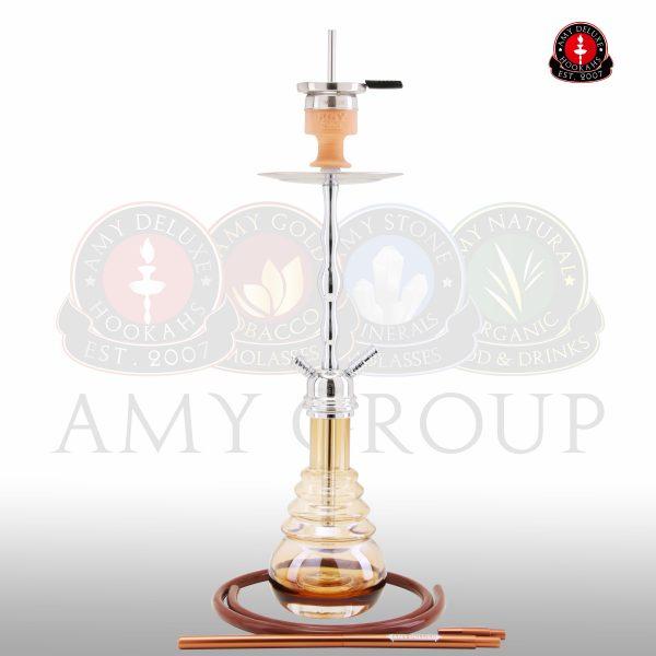 GLORIOUS 630R-01 Chroom\Amber