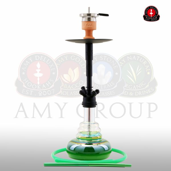 AMY 061 Big Cloud Groen