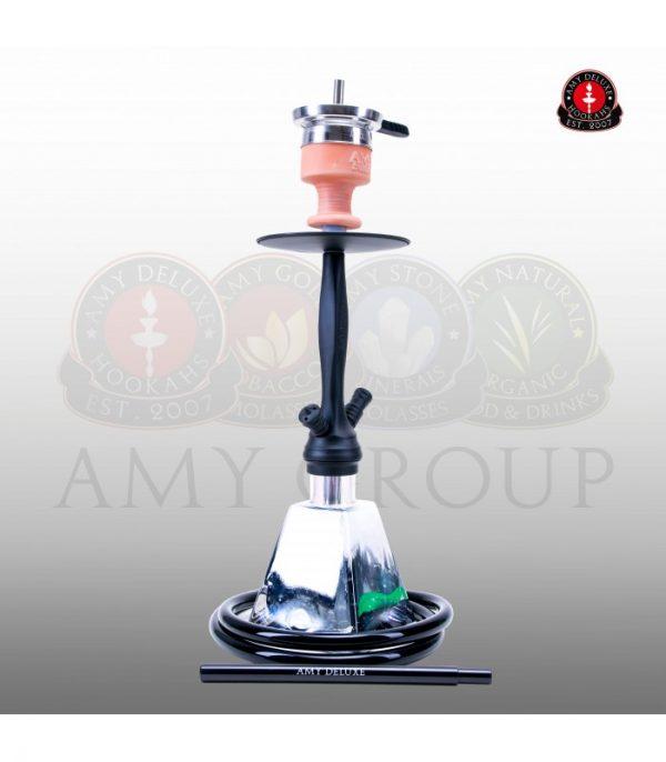AMY Deluxe I Need You 038R - Mat Zwart/zwart