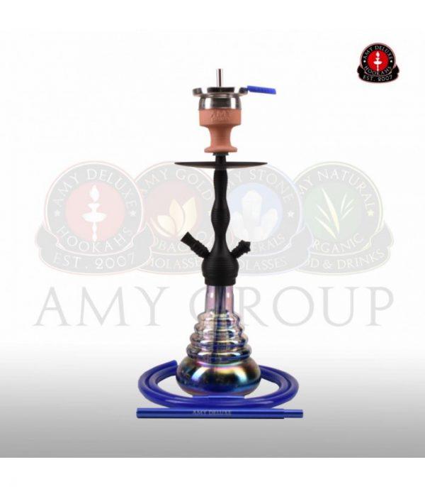 AMY Deluxe Small Rips 470R - ZWART-Blauw